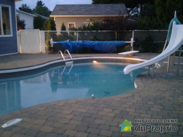 Pool - 159 rue des Saules, Chicoutimi (Chicoutimi-Nord) for sale