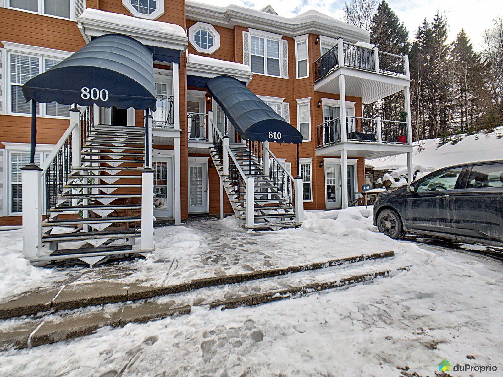 Front Balcony - A-810 chemin Avila, Piedmont for sale