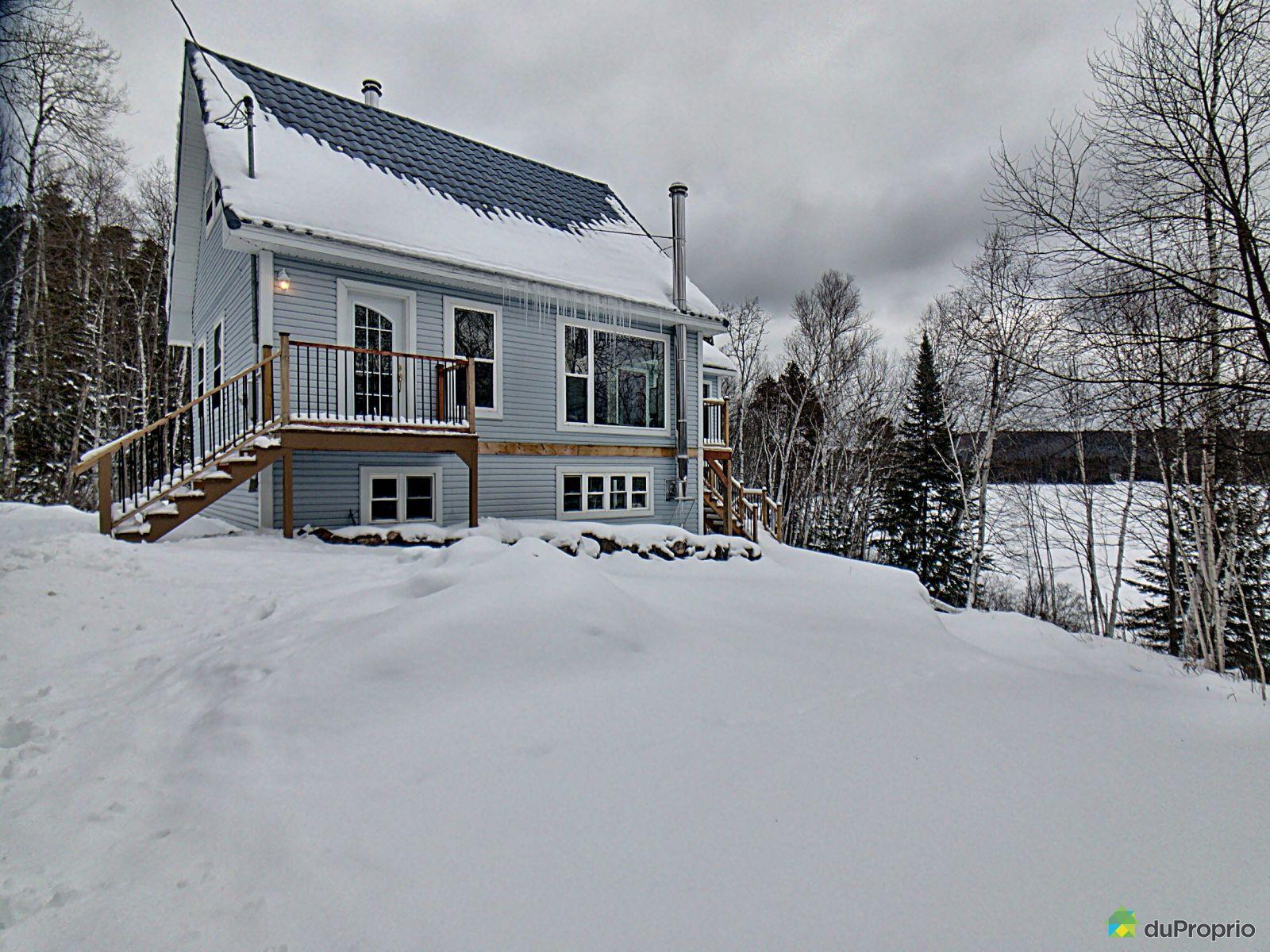 South Side - 220 chemin du Lac-Canot-D'écorce Ouest, St-Zénon for sale