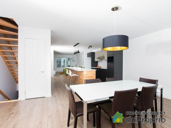 Open Concept - 331 avenue du Sous-Bois - Condo le Littoral PHASE 3 - Par Habitation Canadienne, Beauport for sale