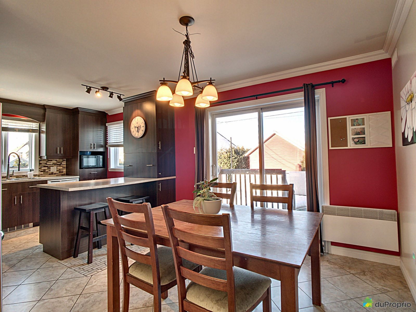 Dining Room - 17340 rue Comeau, Bécancour (St-Gregoire) for sale