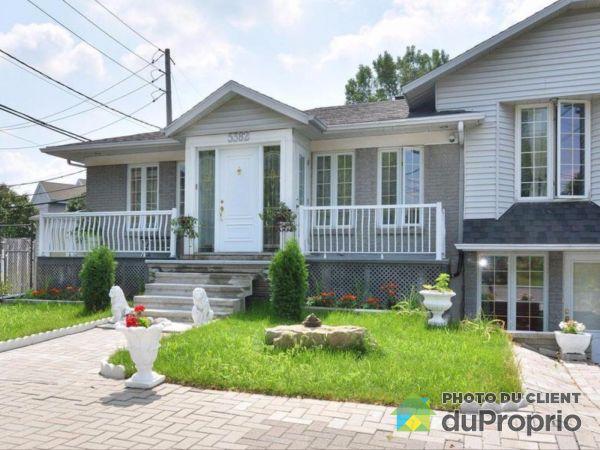 5382, boulevard Saint-Martin Ouest, Chomedey à vendre