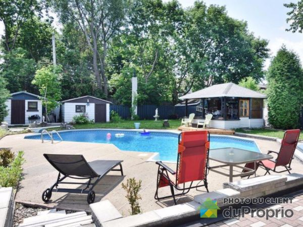Pool - 5382 boulevard Saint-Martin Ouest, Chomedey for sale