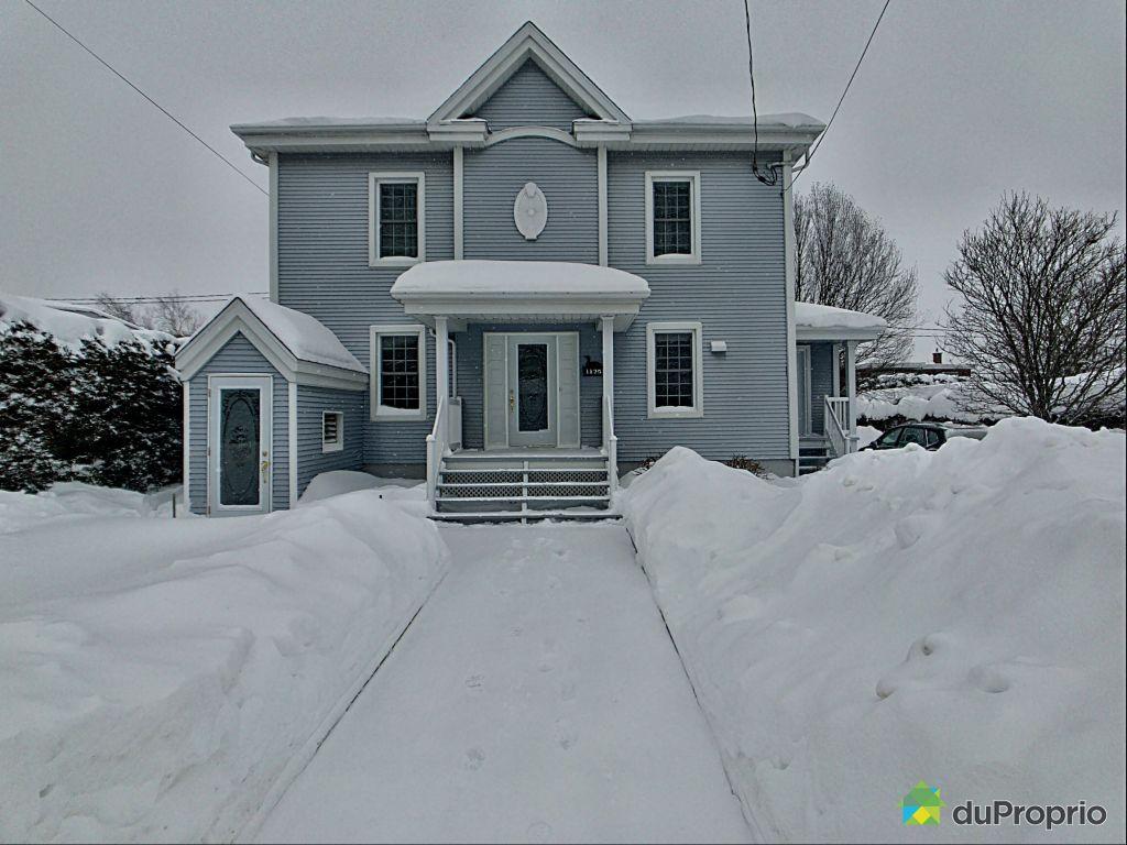 Rue desnoyers sherbrooke mont bellevue à vendre duproprio