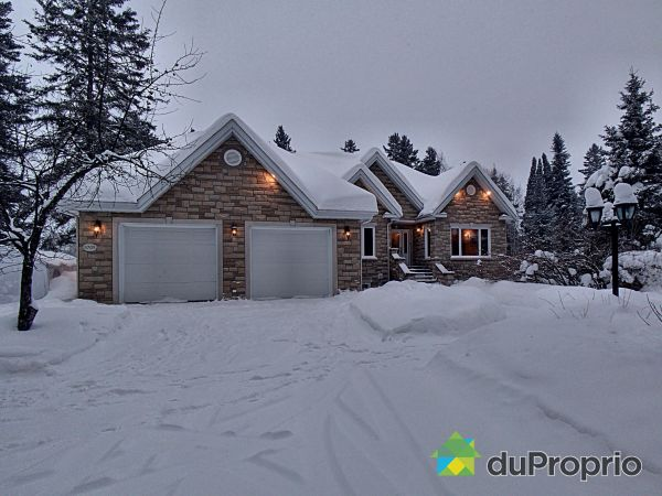 Front Yard - 5705 chemin Portage des Roches Nord, Chicoutimi (Laterrière) for sale
