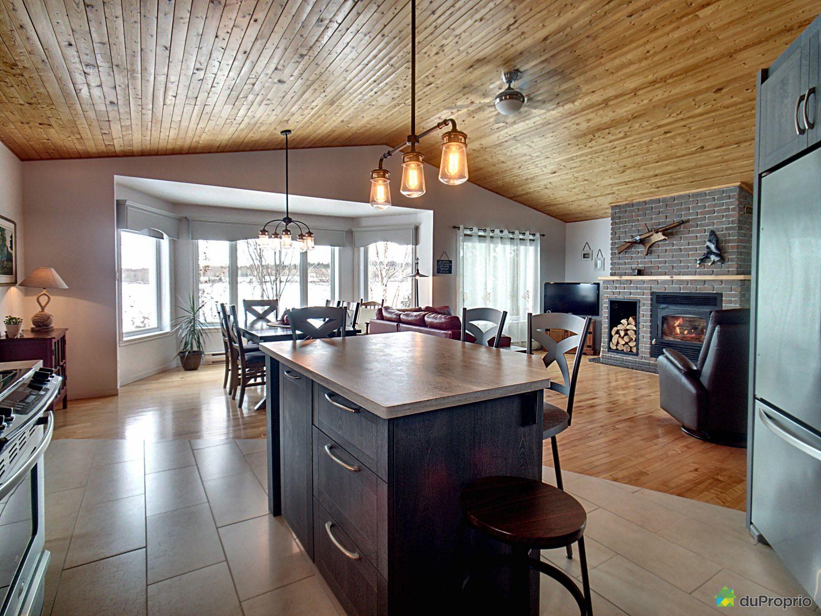 Kitchen - 200 rue de la Rivière, Ste-Monique for sale