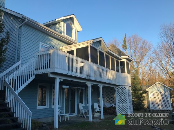 Summer Front - 453 chemin du Lac-Earl Est, Montcalm for sale
