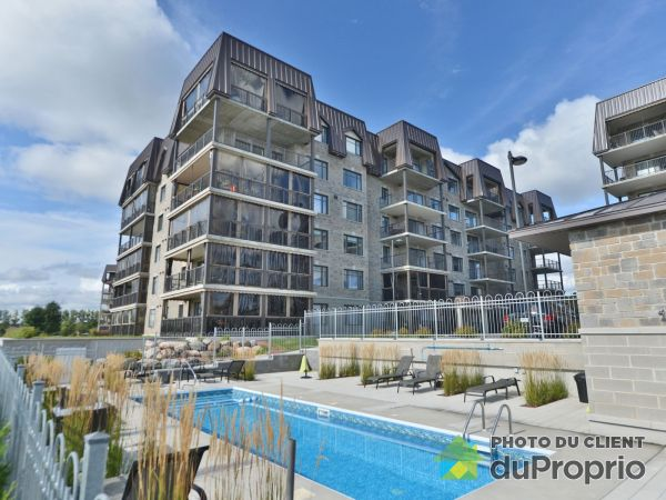 Domaine de la Faune Phase 8- 7730, rue du Daim, unité 103 - Par Constrobourg, Charlesbourg for sale