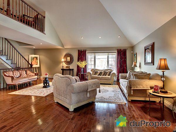 Living Room - 97 rue Ozias-Leduc, Drummondville (Drummondville) for sale