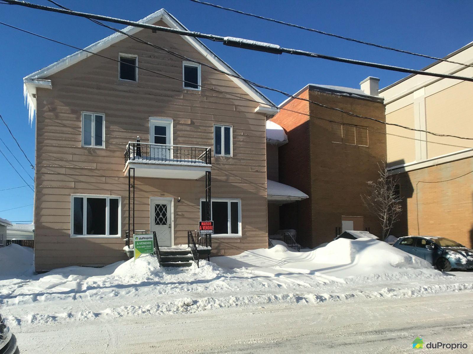 104, avenue Sainte-Julie, Montmagny à vendre