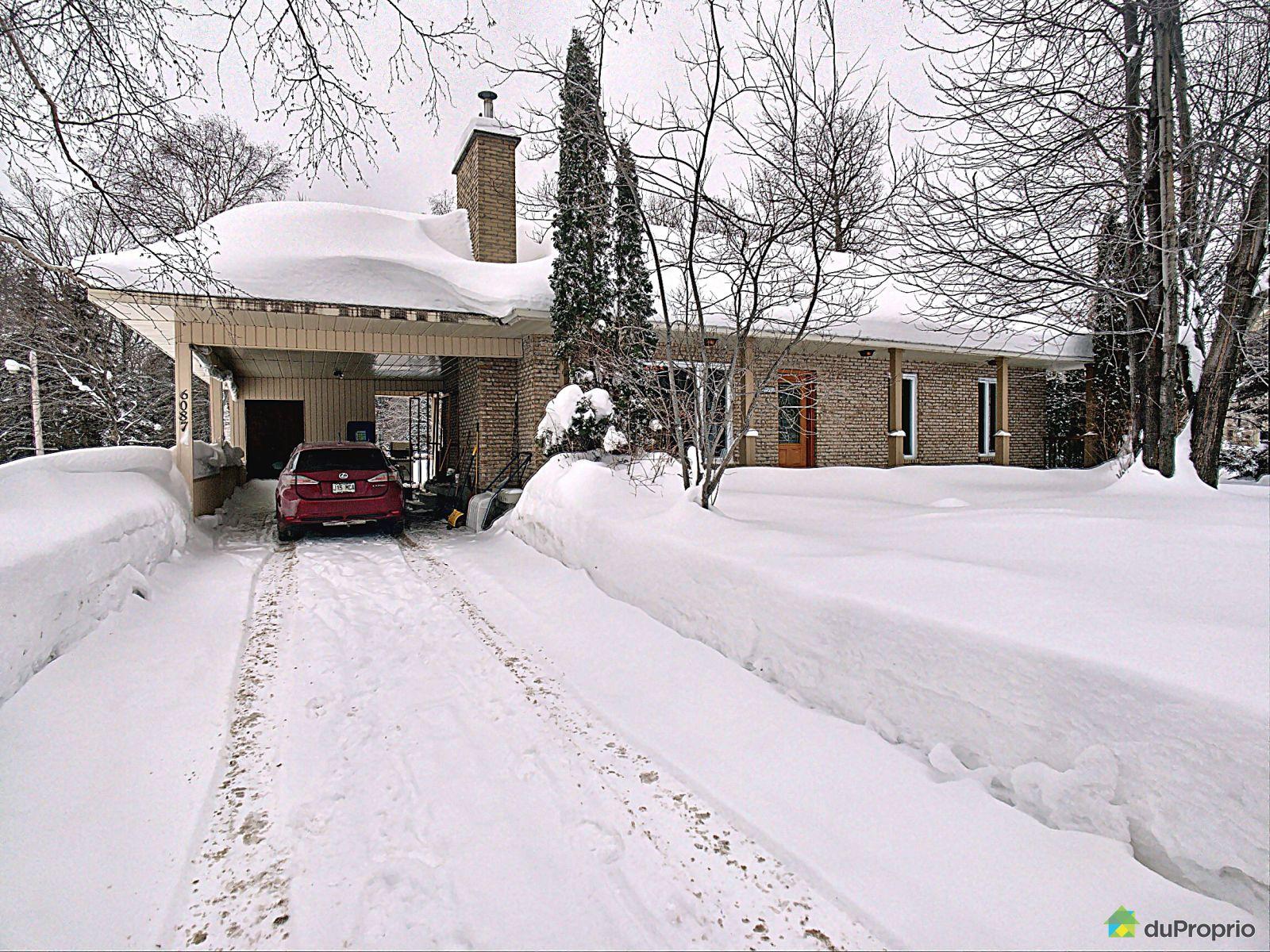 6087, chemin du Portage-des-Roches Nord, Chicoutimi (Laterrière) à vendre
