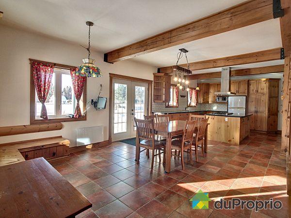 Eat-in Kitchen - 1649 chemin de Rockway-Valley, Amherst for sale