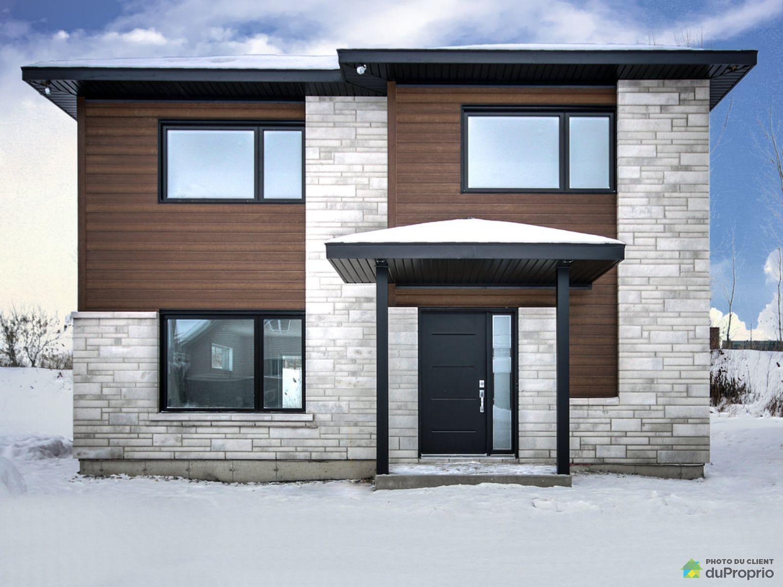 1080 rue Faribault - Modèle à construire - Par Construction Couture et Thériault, Trois-Rivières (Trois-Rivières-Ouest) for sale