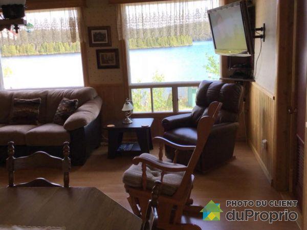 Salon - terrain 16, Lac Gamache, Baie-Trinite à vendre