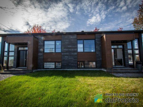 333, rue Catherine - Modèle Moderno - Par Fortin Constructions, Victoriaville à vendre