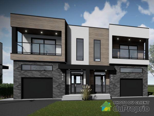 rue Nina-Owens - Plateau Mc Crea - Par les Constructions Christian Belleau, Sherbrooke (Jacques-Cartier) à vendre