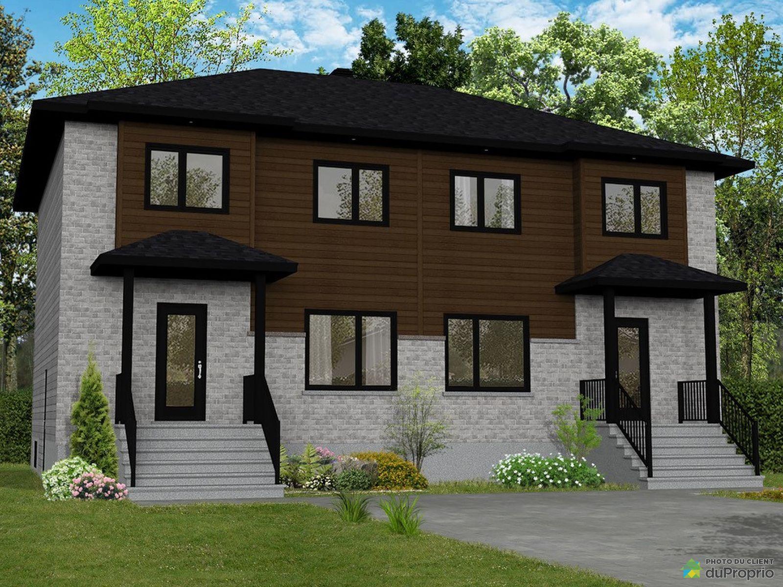 891 rue Vinet - Modèle Le Anjou - Par les Habitations RB, Salaberry-De-Valleyfield for sale
