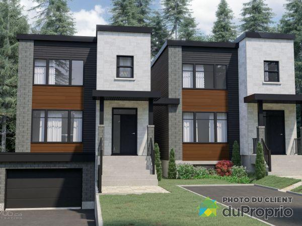Modèle à construire - Boisé St-Augustin - PAR Construction McKinley, St-Augustin-De-Desmaures à vendre