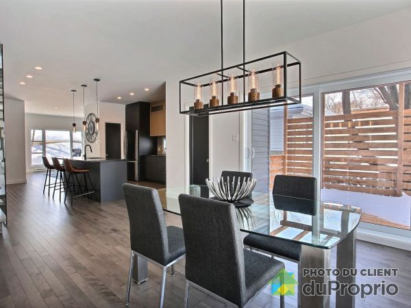 Dining Room - 1327 avenue Lavigerie - Par Construction Bernard Carignan inc., Ste-Foy for sale