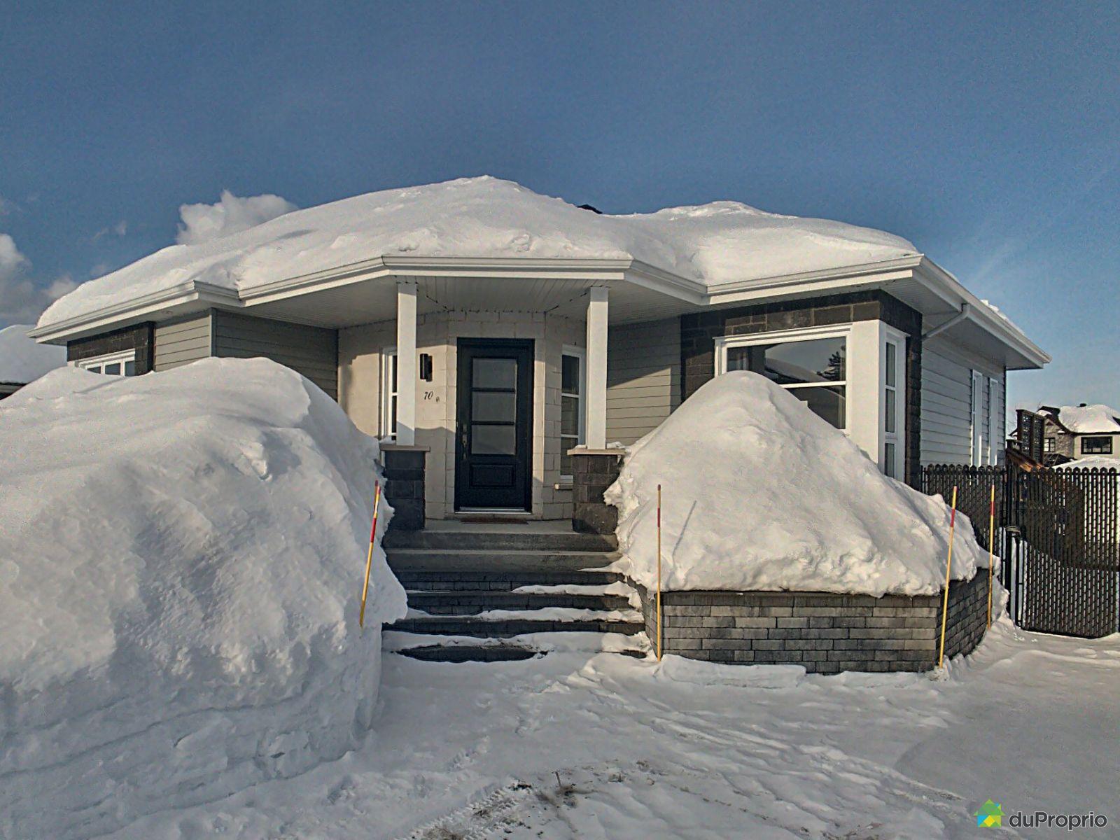 Winter Front - 70 rue des Serpentines, St-Henri-de-Lévis for sale