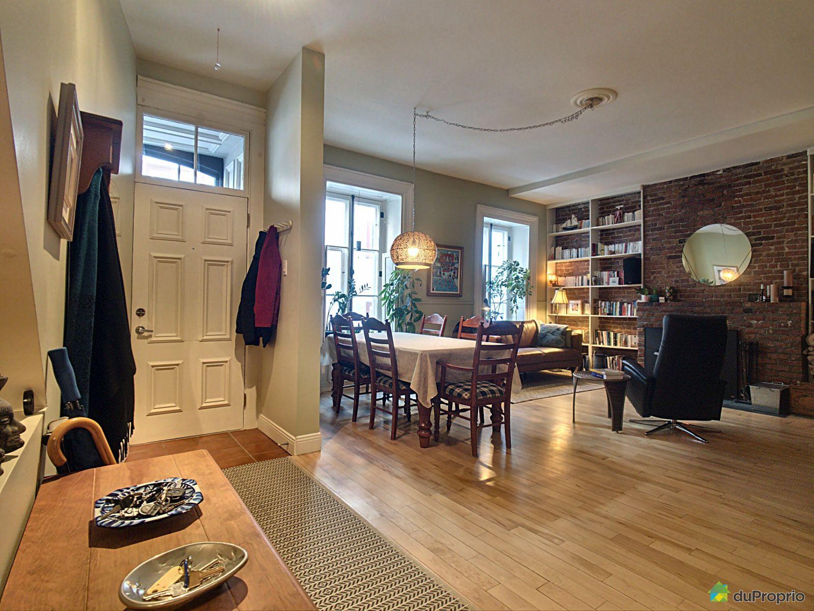 Entrance - 1-21 rue Ferland, Vieux-Québec for sale