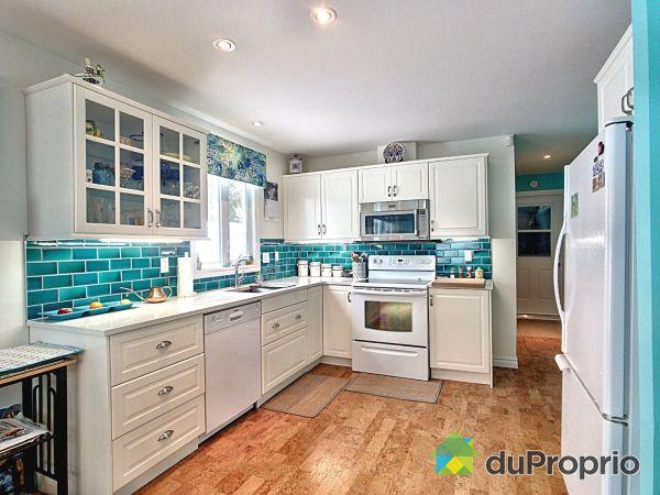 Kitchen - 1282 rue des Érables, Shawinigan (Shawinigan) for sale
