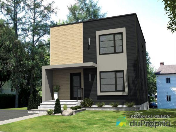 Modèle à construire - Par Terrain Dev Immobilier inc., Charlesbourg à vendre