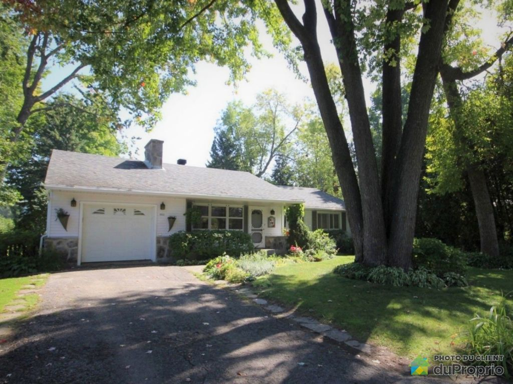 362 rue Hillcrest, Rosemère for sale