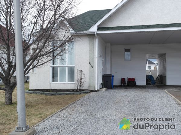 1260, rue Saint-Aubin, Trois-Rivières (Trois-Rivières-Ouest) à vendre