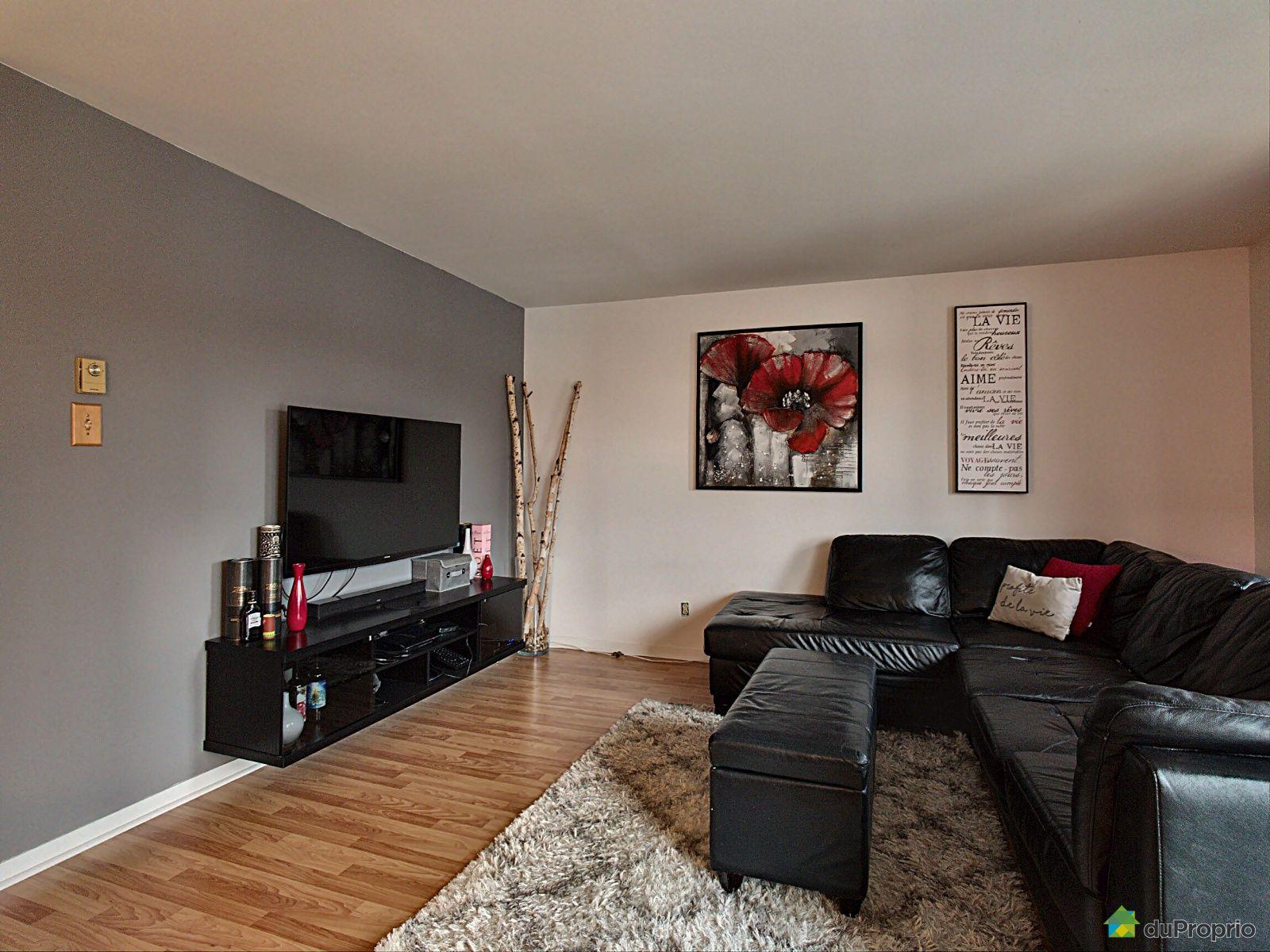 Living Room - 7-1355 rue Georges-Vermette, Pointe-Aux-Trembles / Montréal-Est for sale