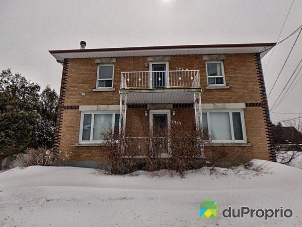 2707-2709, rue Rousel, Chicoutimi (Chicoutimi-Nord) for sale