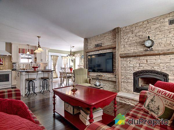 Living Room - 1057 rue Drolet, Donnacona for sale