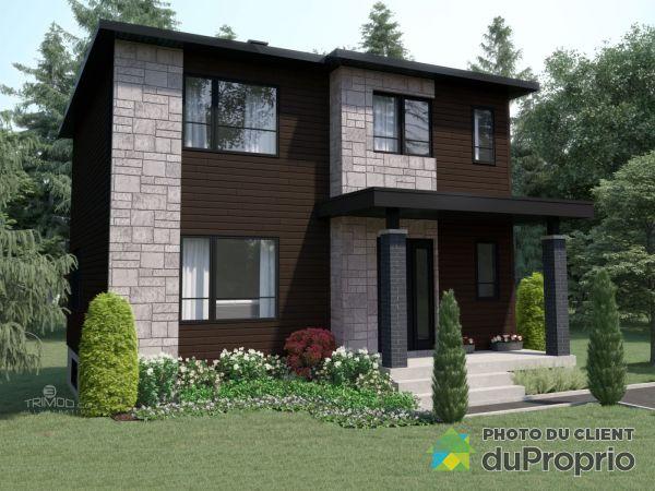 62, rue Boilard - PAR Construction McKinley, Fossambault-Sur-Le-Lac à vendre