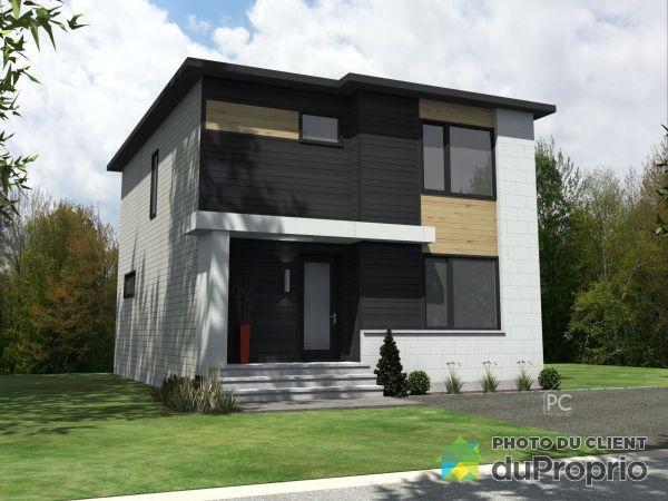 Modèle Baia - À construire - Par Terrain Dev Immobilier inc., St-Émile à vendre