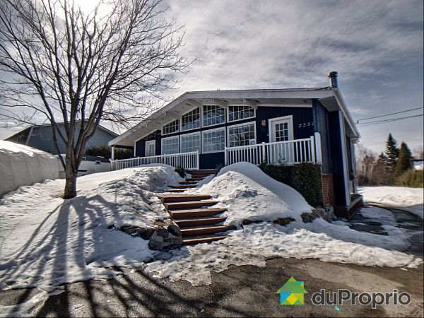 Winter Front - 2237 route Sainte-Geneviève, Chicoutimi (Canton Tremblay) for sale