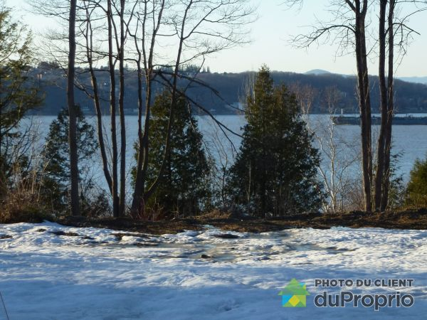 River view (St. Lawrence) - 734 route Marie-Victorin, St-Nicolas for sale