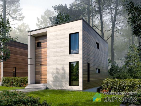 rue des Cariatides -  Le Hendrix À construire - Par Maizon Construction Libre, Val-Bélair for sale