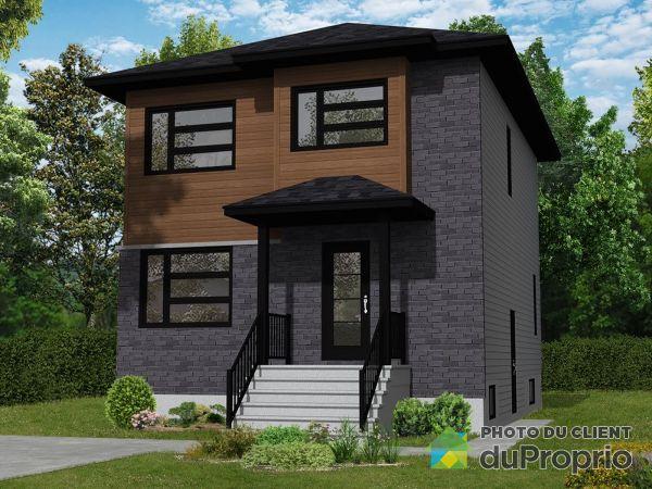 891, rue Vinet - Modèle Le Desormes - Par les Habitations RB, Salaberry-De-Valleyfield à vendre