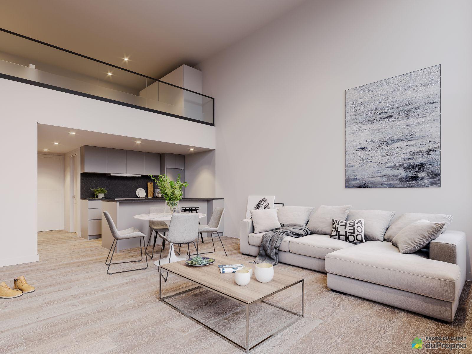 Open Concept - 109-745 1e avenue, Lachine for sale