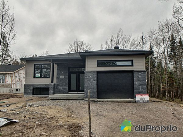 122 route de la Jacques-Cartier - PAR Construction McKinley, Ste-Catherine-de-la-JC for sale