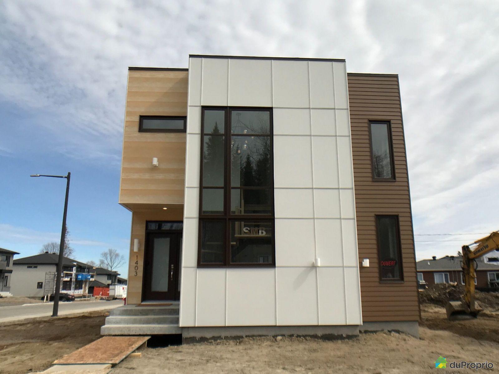 1403 rue des Canoés - Par Groupe Immobilier SMB, Val-Bélair for sale