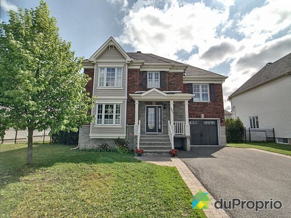 Property sold in Vaudreuil-Dorion