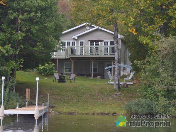 Accès au lac - 2921, chemin du Lac-Vert, Rivière-Rouge à vendre