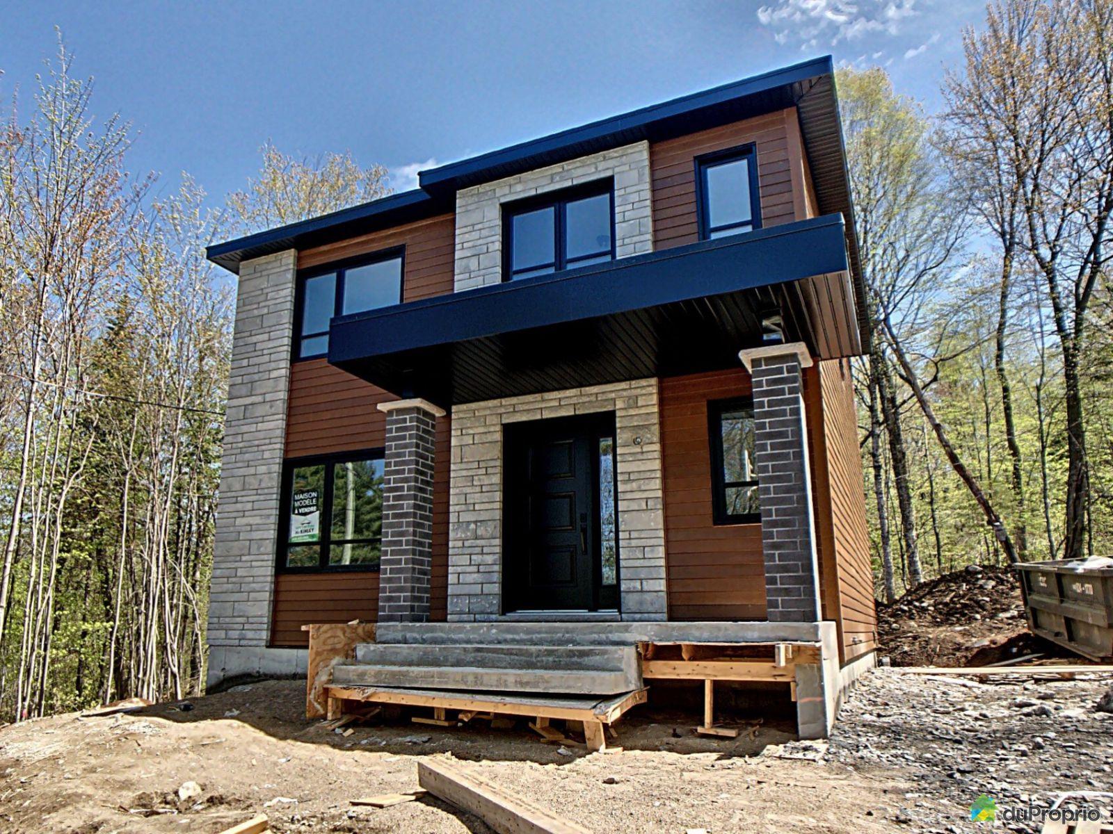 62 rue Boilard - PAR Construction McKinley, Fossambault-Sur-Le-Lac for sale