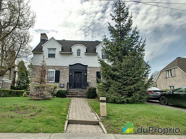 98, rue Thurlow, Côte-St-Luc / Hampstead / Montréal-Ouest à vendre