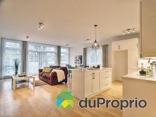Montréal / l'Île Lofts and Condos for sale   DuProprio