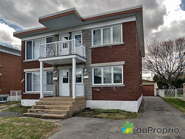 2221-2223-2225-2225A, rue la Jonquière, Trois-Rivières (Trois-Rivières) à vendre
