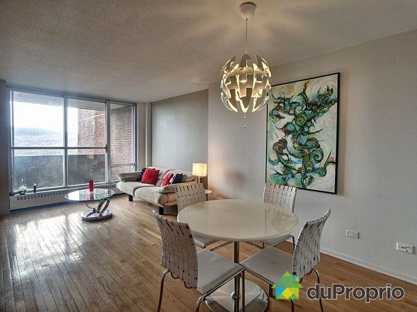 Dining Room / Living Room - 1409-3535 avenue Papineau, Le Plateau-Mont-Royal for sale