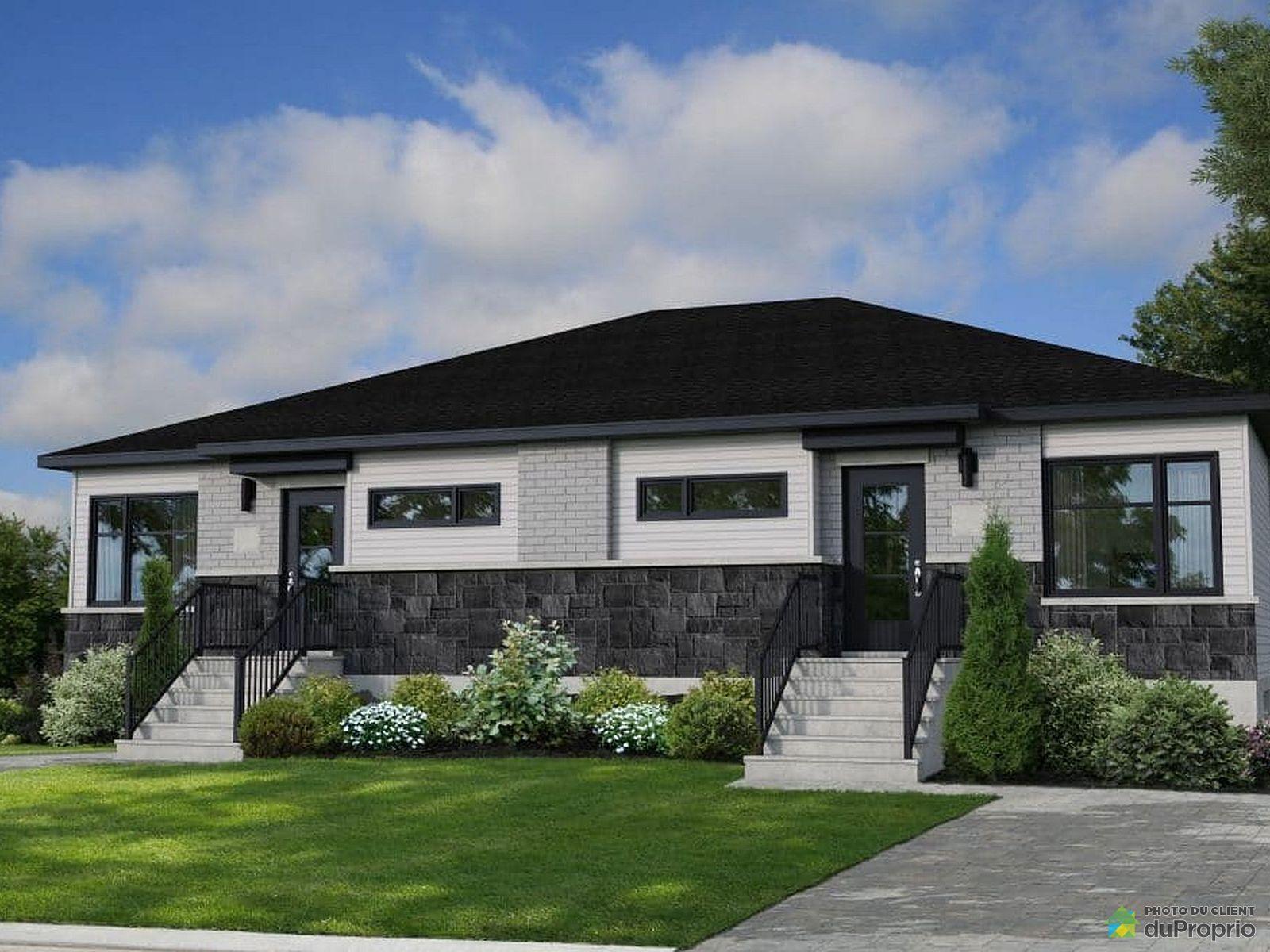 52, rue Irma-Levasseur - Modèle Colbert - Par Construction LaVérendrye, Gatineau (Buckingham) à vendre