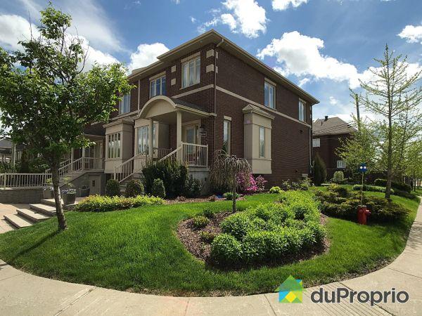 11744 rue Maude-Abbott, Rivière des Prairies for sale